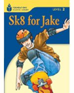 Sk8 for Jake: Founda…,9781413027754