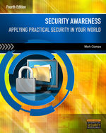 Security Awareness: …,9781111644185