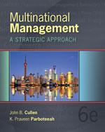Multinational Manage…,9781285094946