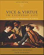 Vice and Virtue in E…,9780534605346