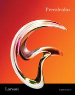 Precalculus ron larson 8th edition