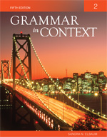 Grammar in Context 2…, 9781424082582