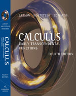 Calculus: Early Tran…,9780618606245