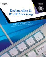 Keyboarding & Word P…,9780538730242