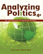 Analyzing Politics, …,9780495501121