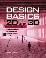 Design Basics: 2D an…,9780495909972