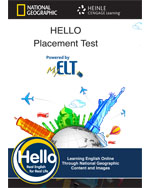 HELLO Placement Test…,9781133564072