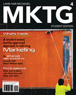 Bundle: MKTG 4 (with…,9781111409142