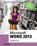 Microsoft® Word 2013…