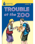 Trouble at the Zoo: …,9781413027778
