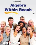 Elementary Algebra: …