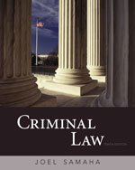 Criminal Law, 10th E…,9780495807490