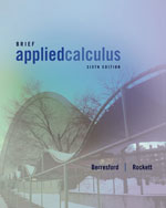 Applied Calculus, Br…,9781133103929