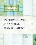 Intermediate Financi…,9780324594690
