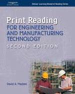 Print Reading for En…,9781401851637