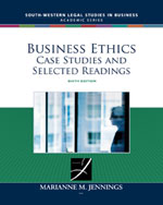 Business Ethics: Cas…,9780324657746