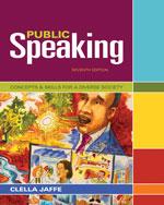 Public Speaking: Con…, 9781111347680