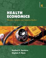 Health Economics (wi…, 9780324320688