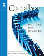 Catalyst 1: Writing …,9780618474783