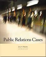 Public Relations Cas…,9780534606107