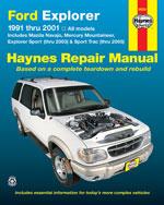 Ford Explorer 91-01,…, 9781563925917