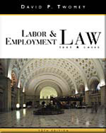 Labor and Employment…,9780324154849