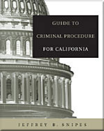 Guide to Criminal Pr…