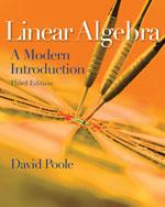 Linear Algebra: A Mo…,9780538735452