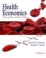 Health Economics: Th…,9780324789072