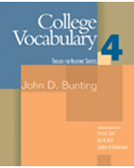 College Vocabulary 4…,9780618230273