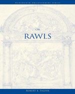 On Rawls, 1st Editio…,9780534583699
