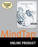 MindTap™ Music, 1 te…