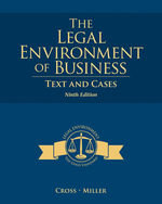 ePack: The Legal Env…,9781305430020