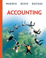 Bundle: Accounting, …,9780324556933