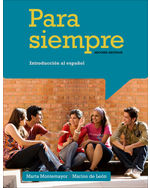 Para siempre: Introd…,9781133952718