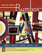 Rumbos, Alternate Ed…,9781428206007