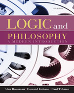 Logic and Philosophy…, 9780495601586