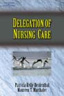 Delegation of Nursin…,9781401814052