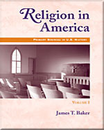 Religion in America,…