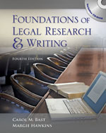 Foundations of Legal…,9781111318987