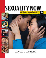 Sexuality Now: Embra…,9780495602743