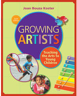 Growing Artists: Tea…, 9781285743141