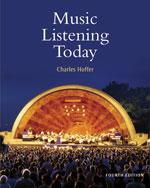 Music Listening Toda…,9780495571919