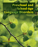 Preschool Language D…,9780769300290