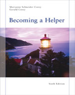 Becoming a Helper, 6…, 9780495812265