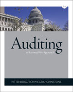 Auditing: A Business…,9780324375589