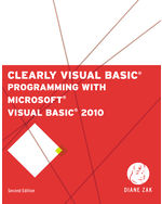 Clearly Visual Basic…, 9781111530150