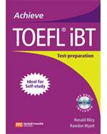 Achieve TOEFL® iBT: …,9780462004471