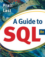 A Guide to SQL, 8th …