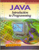 JAVA:  Introduction …,9780538685658